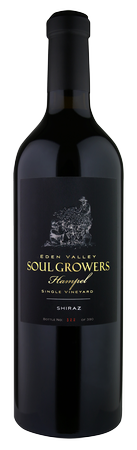 2017 Hampel Single Vineyard Shiraz 3Lt