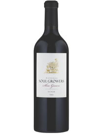 2016 Slow Grown Shiraz